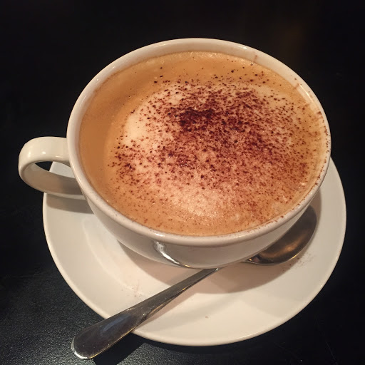 Bodean's Latte Coffee