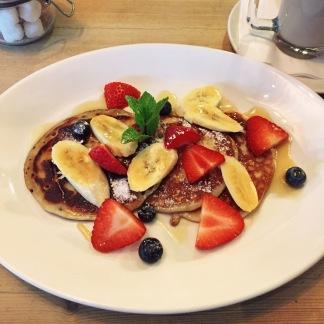 Bill's Restaurant Pancakes Breakfast