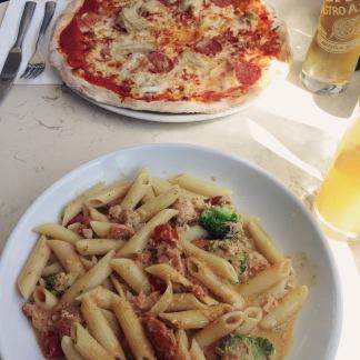 Prezzo Pizza Pasta