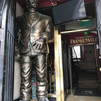 Edinburgh Frankenstein