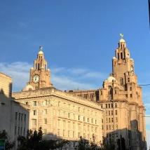 Liverpool Liver Building