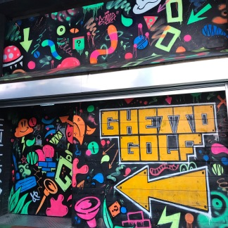 Ghetto Golf