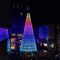 Liverpool One Christmas Tree