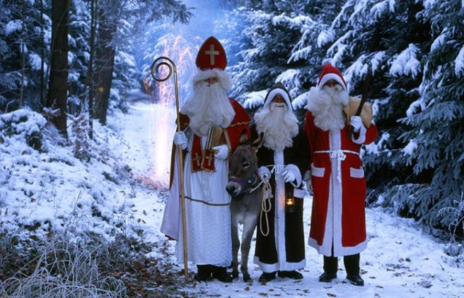 St Nicholas Day Germany