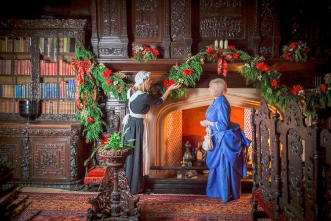 Speke Hall Victorian Christmas