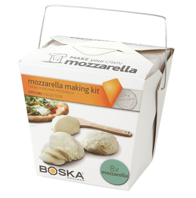 Boska Home Mozzarella Making Kit