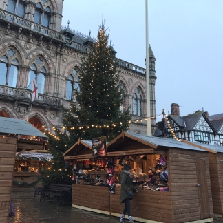 Chester Christmas Markets