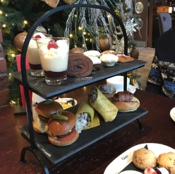 Malmaison Liverpool Festive Afternoon Tea
