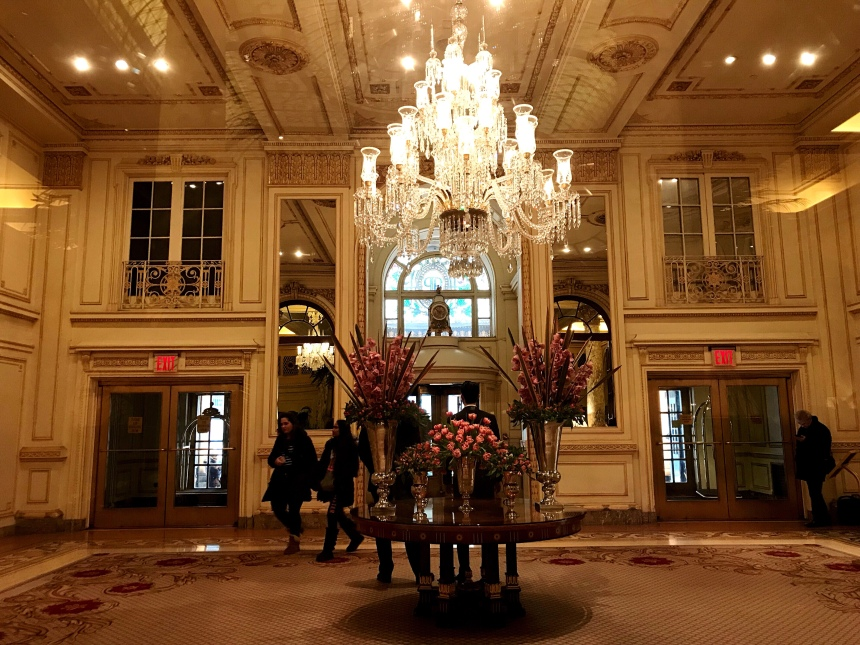 The Plaza Hotel NYC Home Alone 2